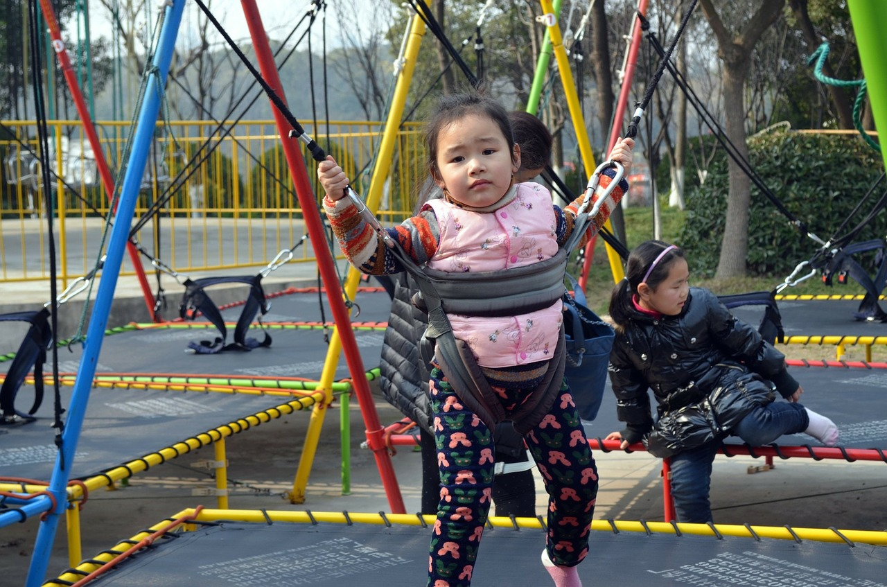 Dětské trampolíny
