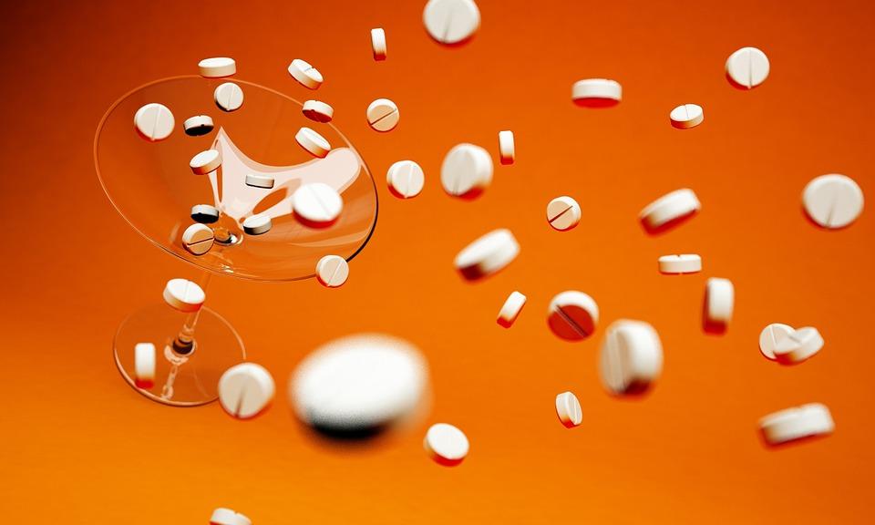 bíle tablety