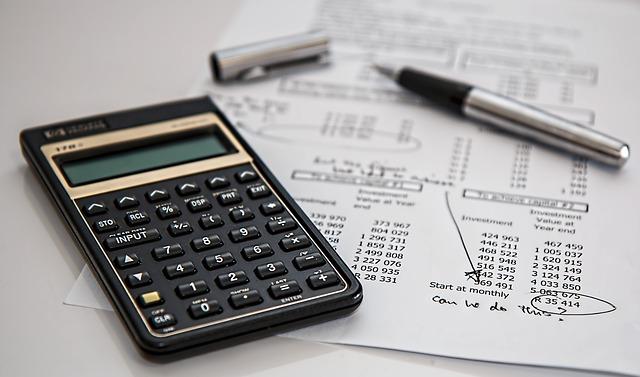 výpočty s kalkulačkou