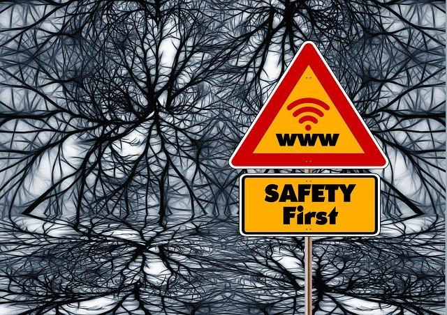 dopravní značka bezpečnost